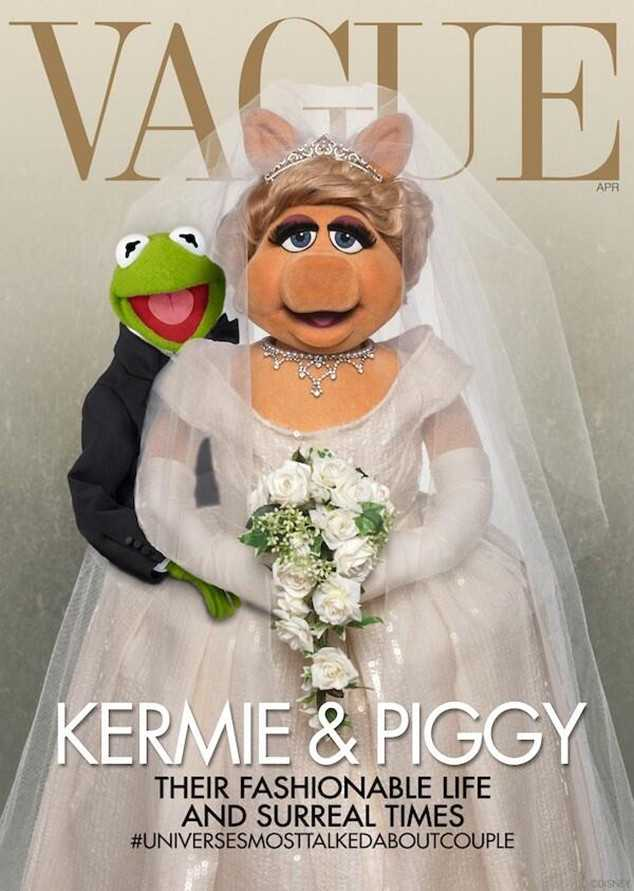 The Muppets: featuring Miss Piggy and Kermit the Frog