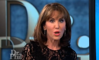 Robin McGraw unveils a new ASPIRE app for Victims of abuse – WATCH