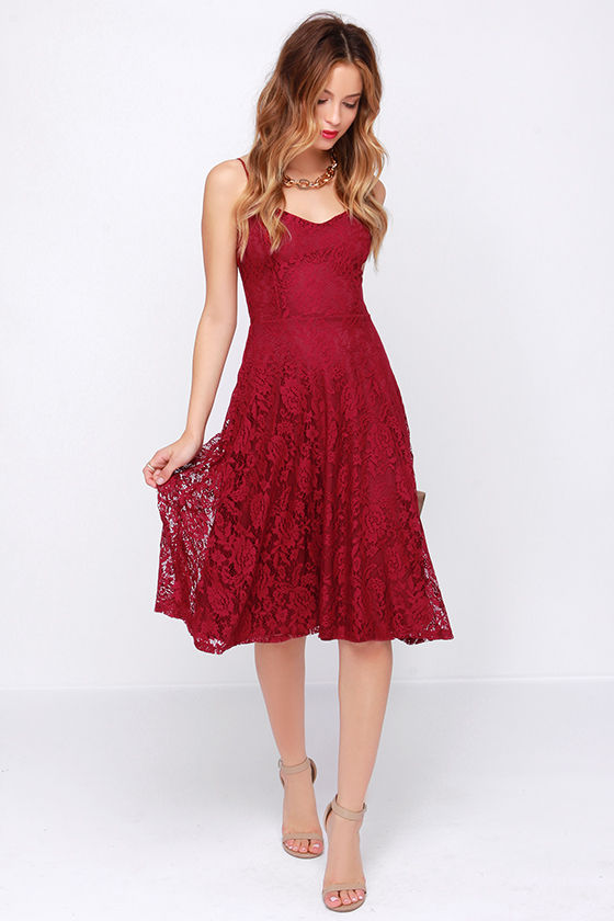 What about the little red dress styleft style fashion
